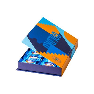 Caixa de presente Bombom Marshmallow - 14 unidades