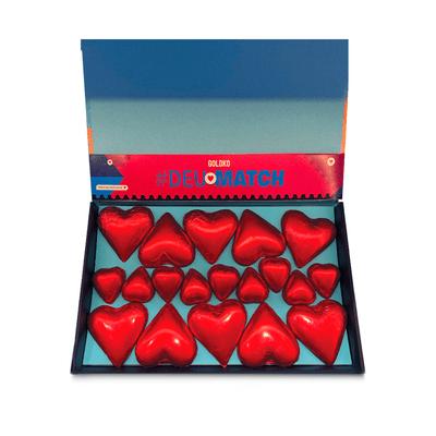 Caixa De Presente Corações | 331G